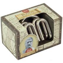 Nagy Elmék - Platón Géniusz Professor Puzzle mini ördöglakat