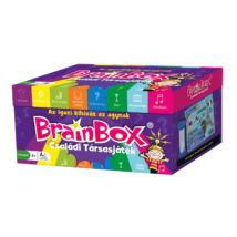BrainBox Quiz Családi társasjáték