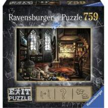 Puzzle Exit 759 db-os - Sárkány labor