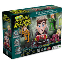 Escape room junior társasjáték