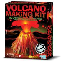 Vulkán készítő szett