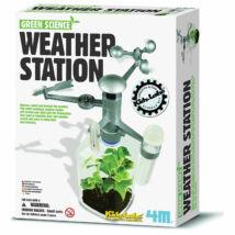 Időjárás figyelő állomás