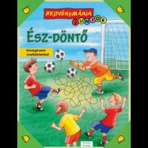 Rejtvénymánia junior - Ész-döntő