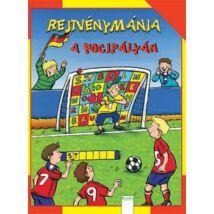 Rejtvénymánia - A focipályán