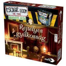 Escape Room - Rejtélyes gyilkosság kiegészítő játék
