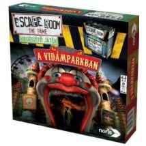Escape Room - A vidámparkban kiegészítő játék