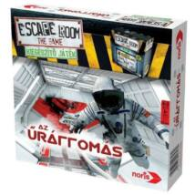Escape Room - Az űrállomás kiegészítő játék