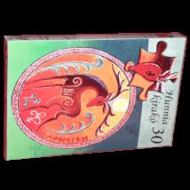 30 db-os Hunnia puzzle - Csodaszarvas