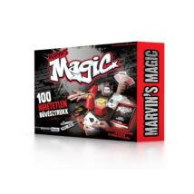 Marvin's Magic - Szemfényvesztő mágikus készlet 100 trükkel