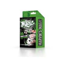 Marvin's Magic - Szemfényvesztő mágikus készlet - Hihetetlen kártya trükkök
