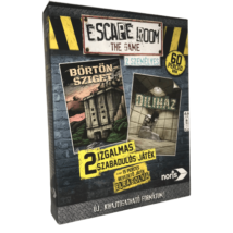 Escape room 2 in 1 szabadulós társasjáték