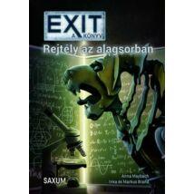 EXIT a könyv - Rejtély az alagsorban