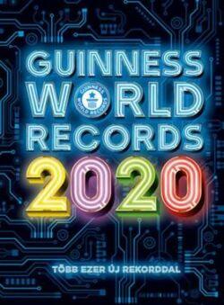 guinness world records 2020 könyv