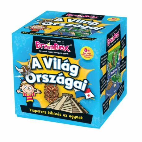 BrainBox A világ országai társasjáték