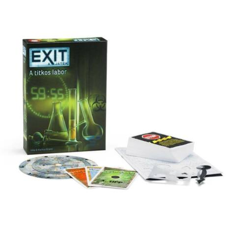 EXIT 2. - A titkos labor