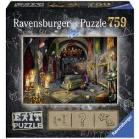 Puzzle Exit 759 db-os - Vámpírkastély