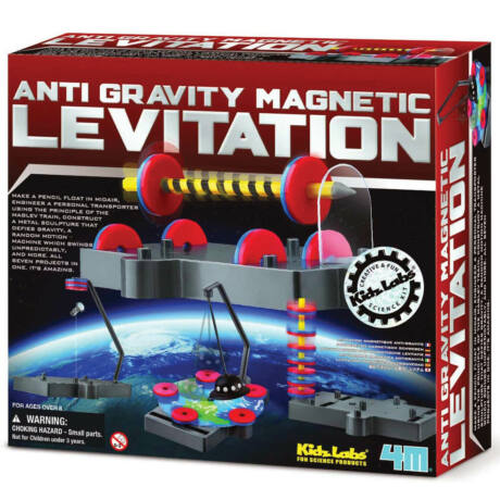 Antigravitációs lebegő mágnesek készlet