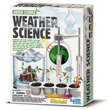 Zöld tudomány - Időjárás tudomány