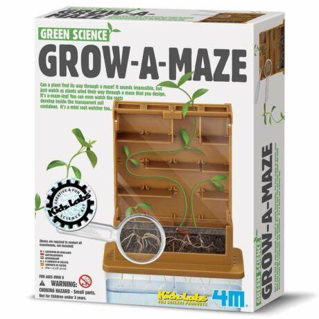 Zöld tudomány - Bab labirintus kreatív készlet