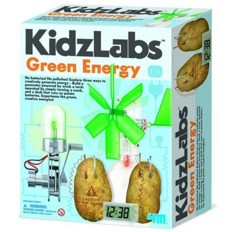 Zöld energia készlet