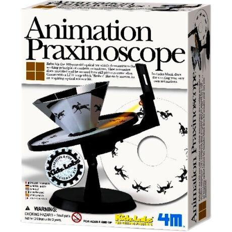 Animációs praxinoszkóp