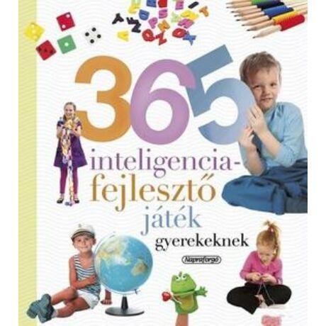 365 intelligenciafejlesztő játék gyerekeknek
