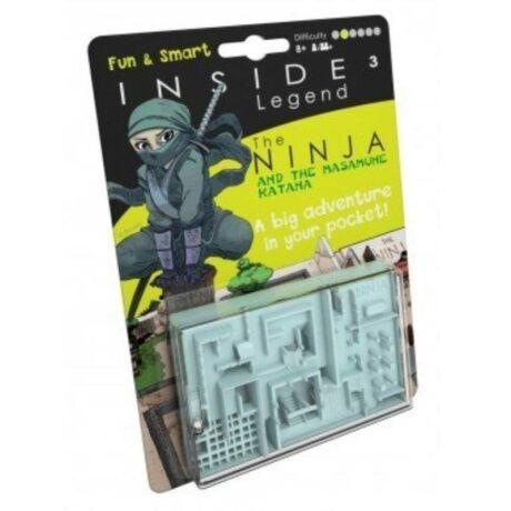 INSIDE3 Legend - A ninja logikai játék