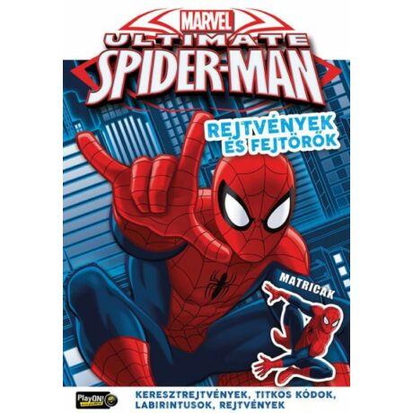 Ultimate Spider-Man - Rejtvények és fejtörők