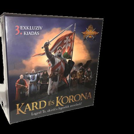 Kard és Korona 3. kiadás