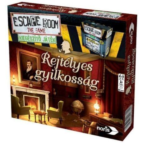 Escape Room - Rejtélyes gyilkosság HU