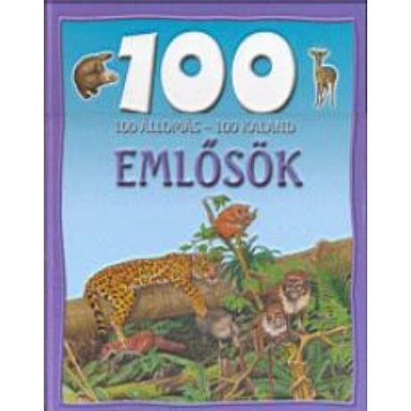 Emlősök - 100 állomás - 100 kaland