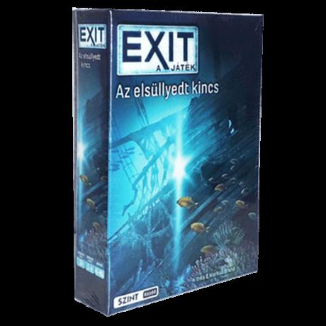 EXIT 8. - Az elsüllyedt kincs