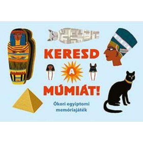 Keresd a múmiát! - memóriajáték