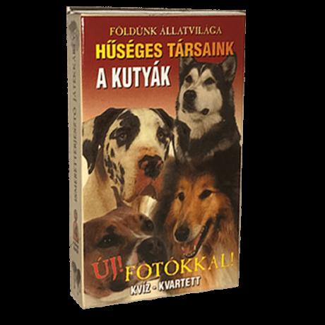 A Kutyák (Ismeretterjesztő Kártya)