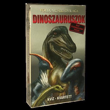 Dinoszauruszok (Ismeretterjesző Kártya)