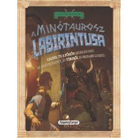 A Minótaurosz labirintusa - kalandos küldetés