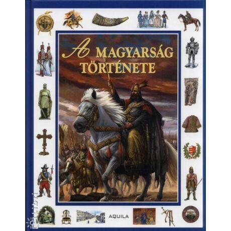 A magyarság története (antikvár)