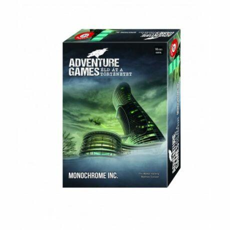 Adventure Game 1.: Monochrome Inc.