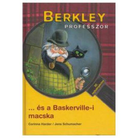 Berkley professzor és a Baskerville-i macska (antikvár)