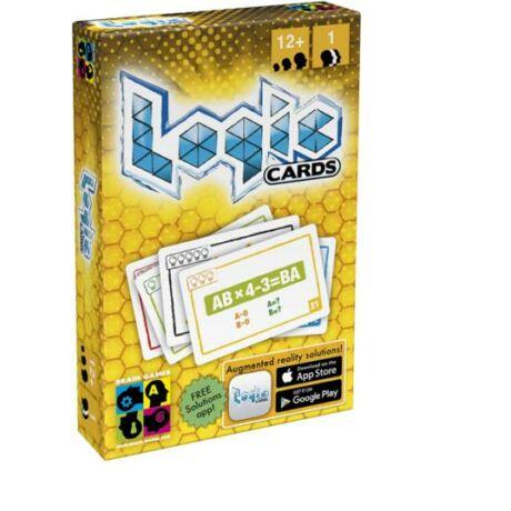 Brain Games Logic cards logikai kártya (sárga)