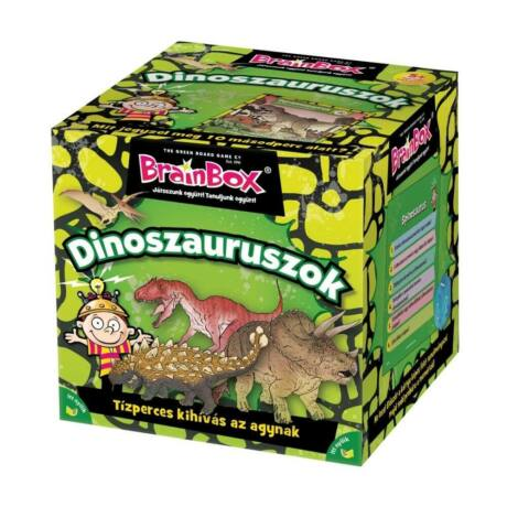 Brainbox, Dinoszauruszok
