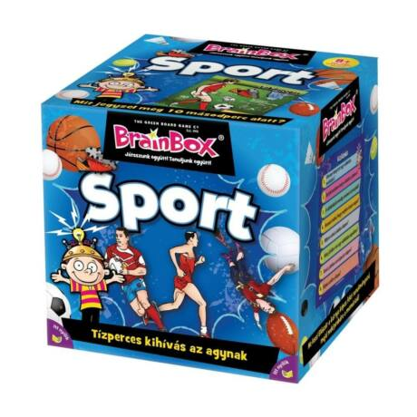 Brainbox, Sport