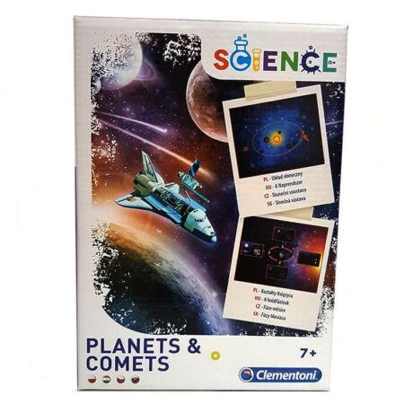 Clementoni Bolygók és üstökösök