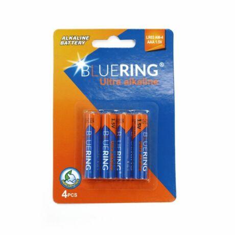 Elem AAA mikro ceruza Bluering tartós 4 db/csomag