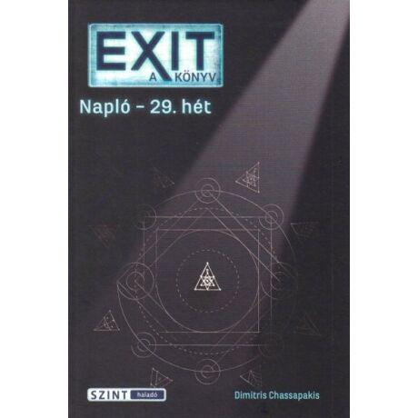 EXIT a könyv - 29. napló