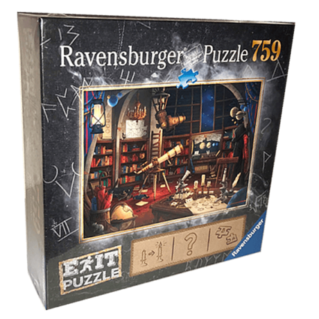 Exit puzzle 759 db-os - Csillagvizsgáló