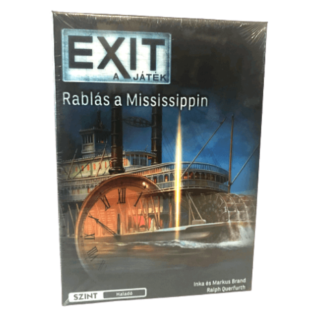 EXIT 14. - Rablás a Mississippin