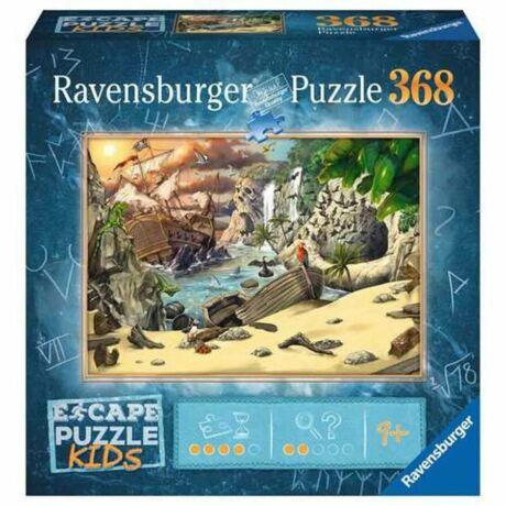 Exit puzzle 368 db-os - A kalózkaland
