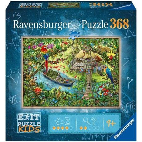 Exit Puzzle 368 db-os - Dzsungel