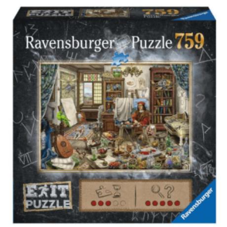 Exit puzzle 759 db-os - Műterem